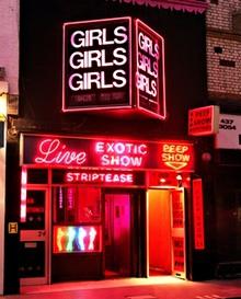 Sex shop Soho